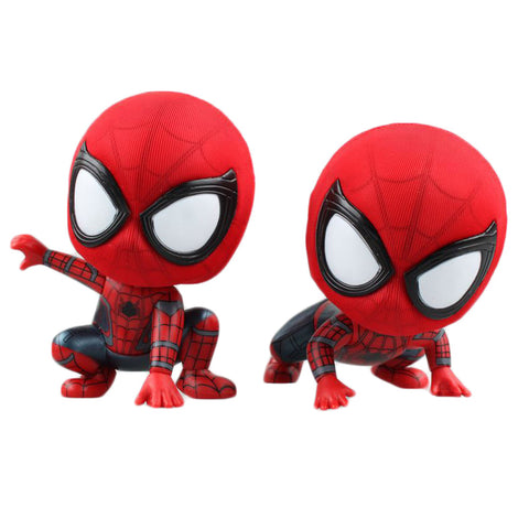 Cute Spider Man Figures Collection