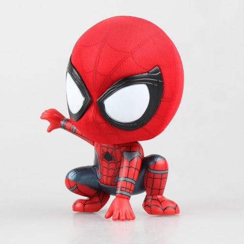 Cute Spider Man Figures Collection - DCMarvel Store