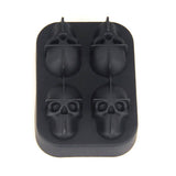 Punisher Skull 3D Ice Cube Tray - DCMarvel.Store