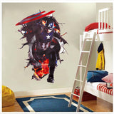 Captain America Wall Decal - DCMarvel.Store
