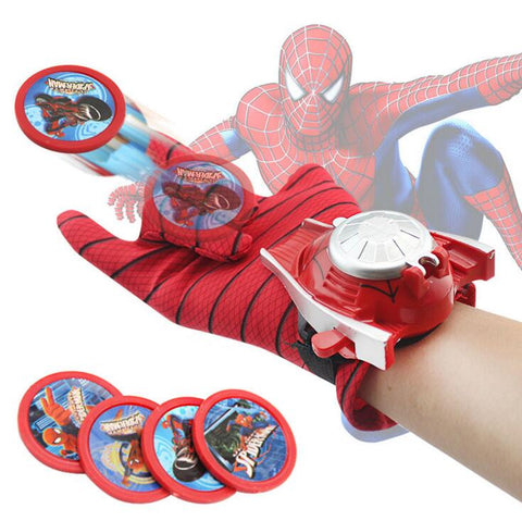 Spider man Launcher Glove Cosplay For Kid - DCMarvel.Store