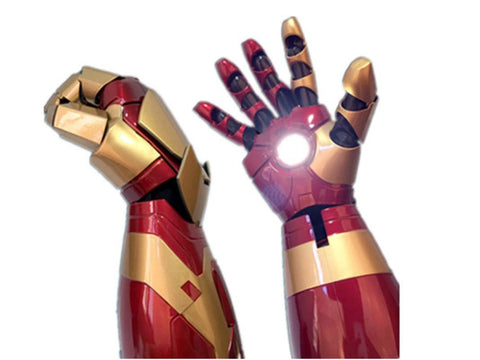 Iron Man Mark 42 Wearable Arm Glove - DCMarvel.Store