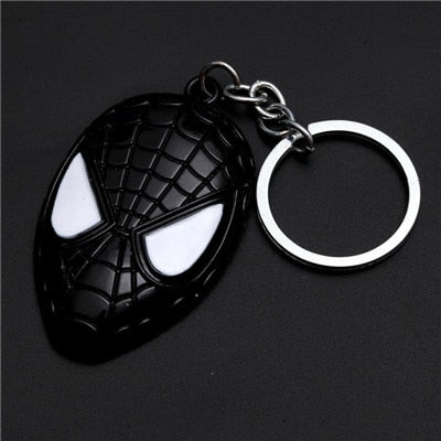 DC Marvel Super Hero Metal Keychain - DCMarvel.Store
