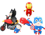 DC Marvel Heroes Cosplay by Crayon Shin Chan Plush Toy - DCMarvel.Store