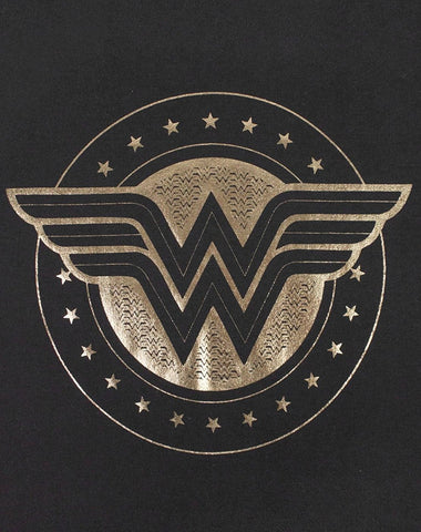 Wonder Woman Shield T-Shirt - DCMarvel.Store