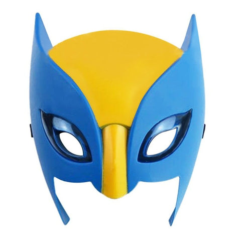 X-men Wolverine claws and Mask Cosplay for Kids - DCMarvel.Store
