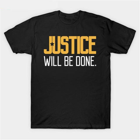 DC Justice League Colorful T-shirt - DCMarvel.Store