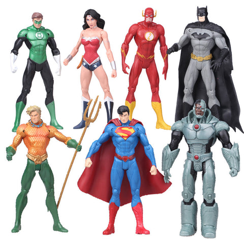 DC Comics Justice League Figure gift for Kid - DCMarvel.Store