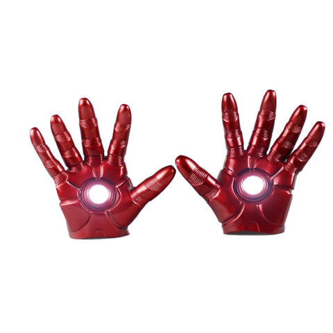 Iron Man Glove with LED Light - DCMarvel.Store
