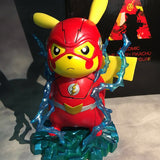 The Flash Pikachu Limited Edition Figure - DCMarvel.Store