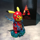 The Flash Pikachu Limited Edition Figure 13cm
