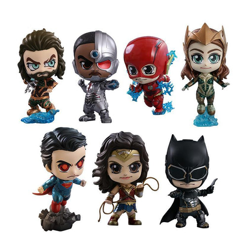 Justice League Nendoroid Action Figures - DCMarvel.Store