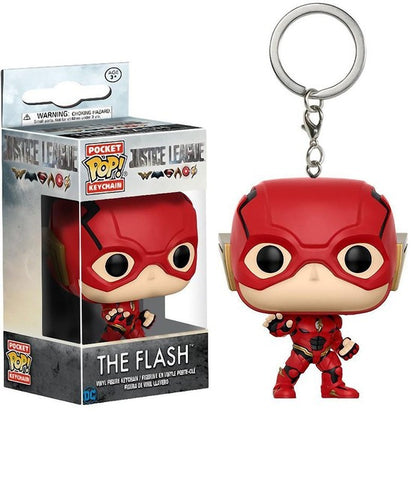 Funko pop Keychain Justice League