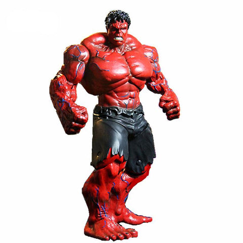 Red Hulk Limited Edition Action Figure - DCMarvel.Store