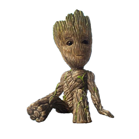 Guardians of the Galaxy 2 - Sitting Baby Groot Figure - DCMarvel.Store