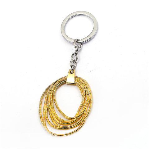 Wonder Woman Gold Whip Keychain - DCMarvel Store