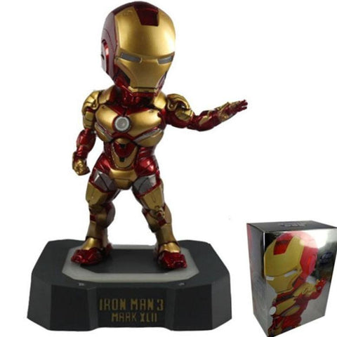 Iron Man 3 Action Figure - DCMarvel.Store