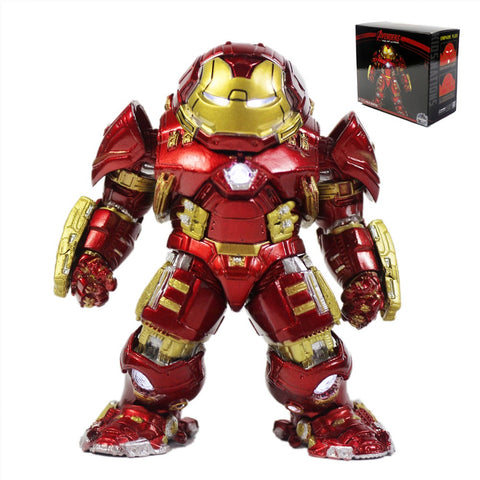 Iron Man Hulkbuster Phone Chain with LED light - DCMarvel.Store