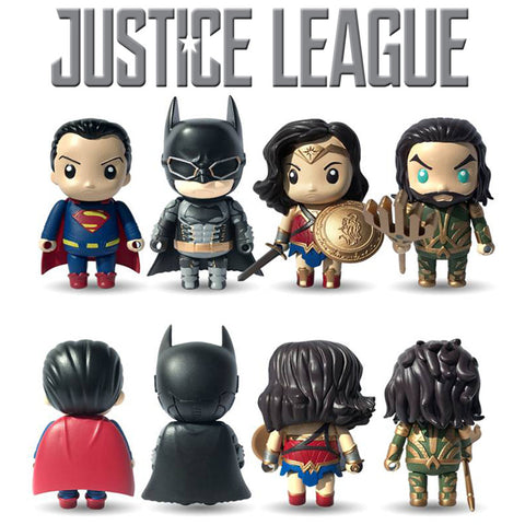 Justice League Figure Toys Collection 10cm - DCMarvel Store