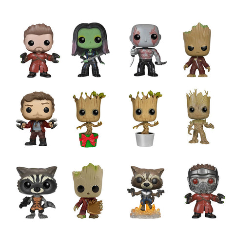 Guardians of the Galaxy Bobble Head Edition 10cm - DCMarvel.Store