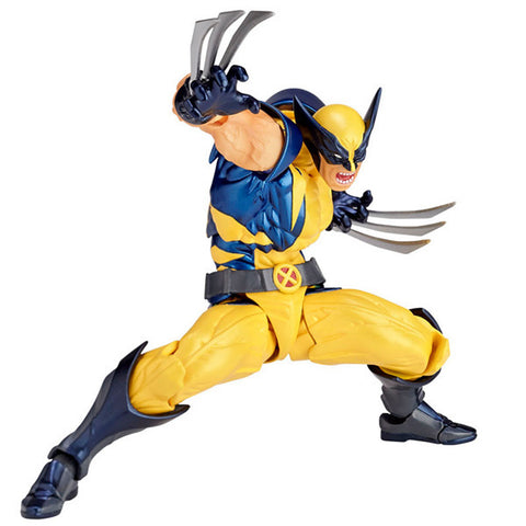 X-Men Wolverine Action Figure - DCMarvel.Store