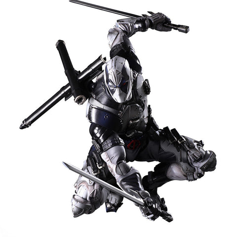 Gray Deadpool Special Edition Action Figure 26cm - DCMarvel.Store