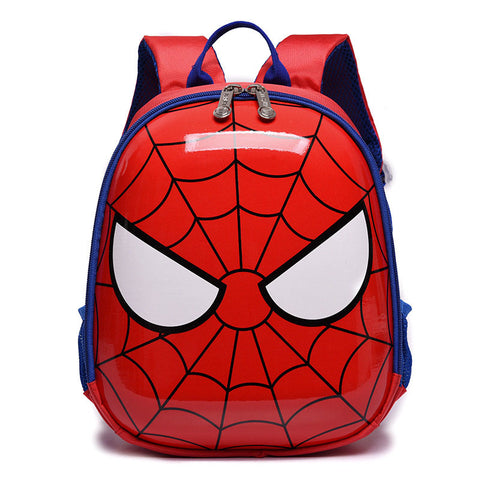 Kindergarten 3D Cute Backpack Spider-Man Iron Man Thor - DCMarvel Store