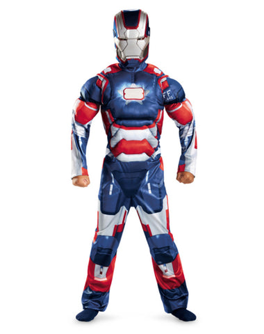 Iron Man Cosplay Costume For Children - DCMarvel.Store