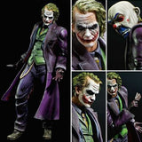 The Joker Heath Ledger Play Arts KAI Action Figure - DCMarvel.Store