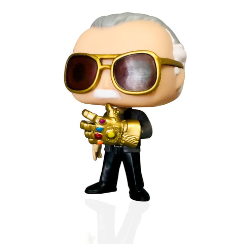 FUNKO POP Avengers: Endgame Father of Marvel Stan Lee Figure - DCMarvel.Store