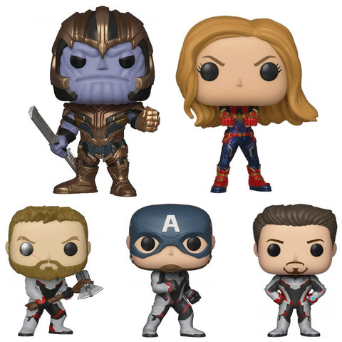 FUNKO POP Avengers 4 Endgame Movie Collection Figure - DCMarvel.Store
