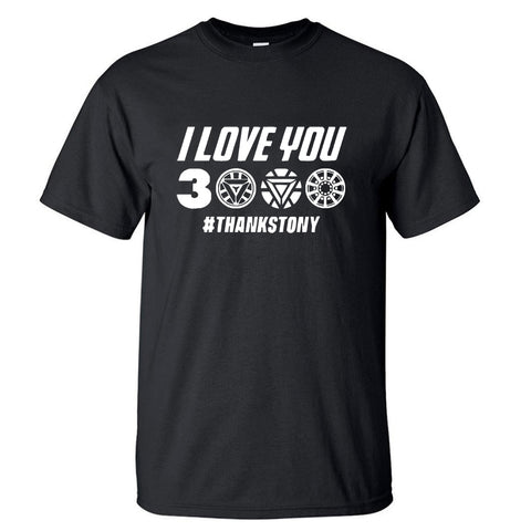 Avengers: Endgame I Love You 3000 T-shirt - DCMarvel.Store