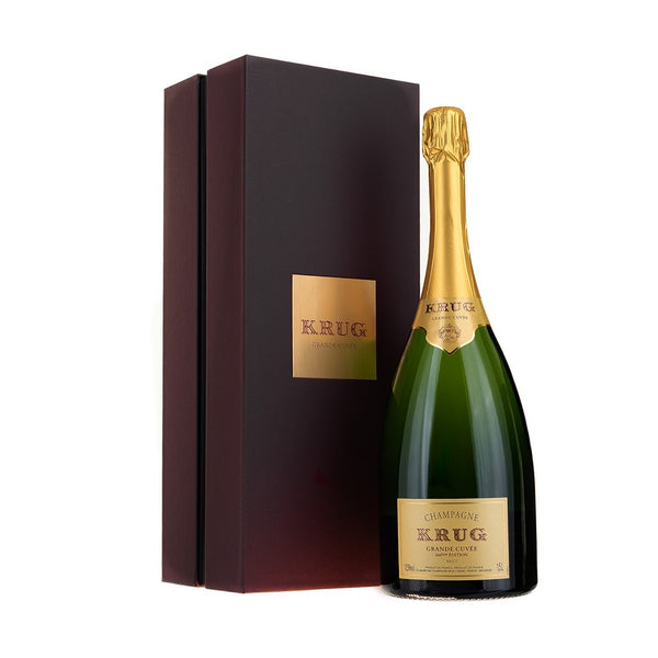 Krug Grande Cuvée Magnum with box - 1.5l