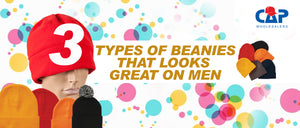 3 Types of Beanies that looks great on men I Cap Wholesalers