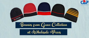 Beanies from Grace Collection at Wholesale Prices