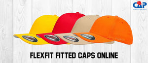 Flexfit Fitted Caps Online