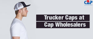 Trucker Caps at Cap Wholesalers