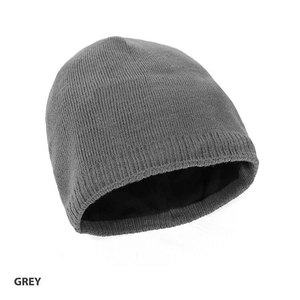 Grace Collection  Acrylic/Polar Fleece Beanie-(AH744/HE744)