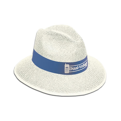 Headwear Madrid Style String Straw (4264)
