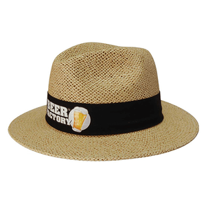 Headwear Madrid Style String Straw (4285)