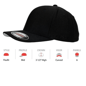 FLEXFIT Cool and Dry Cap - (6572)