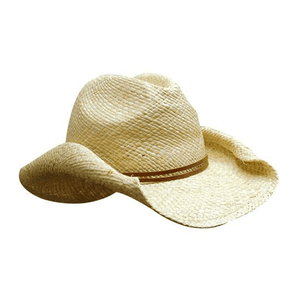 Headwear Ladies Cowboy Straw Cap (4283)