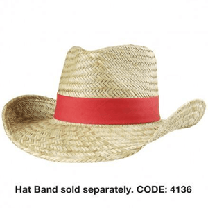 Legend Life Cowboy Straw Hat (3969)