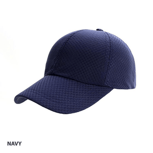 Grace Collection Sports Polymesh  Cap-(AH140/HE140)