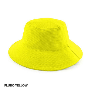 Grace Collection PQ Mesh Bucket Hat-(AH631/HE631)
