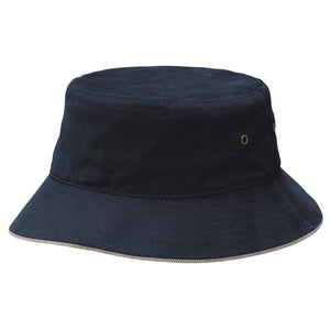 Legend Life Sandwich Brim Bucket Hat (4007)