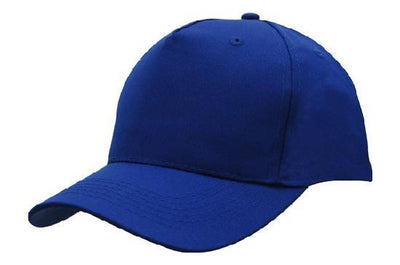 Headwear-Headwear Budget Cap-Royal / Free Size-Uniform Wholesalers - 7