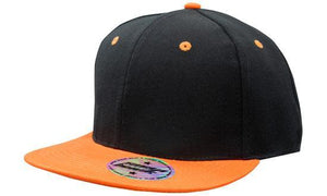 Headwear Premium American Twill with Snap Back Pro Styling Cap (4136)