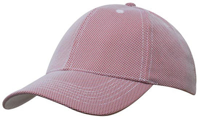 Headwear Mesh Covered Cotton Twill Cap (4177)