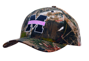 Headwear True Timber Camouflage 6 Panel Cap (4196)